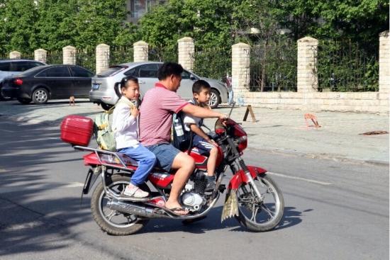 Odbieranie dzieci ze szkoły