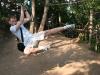Trening kung fu :)