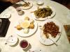 Kurczak king pao + frytki + słodkie bułeczki