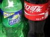 Cola i Sprite w chińskim wydaniu