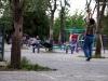 Miejska siłownia w Pekinie