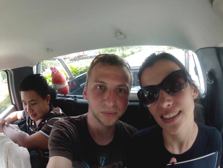 Nasz pierwszy autostop